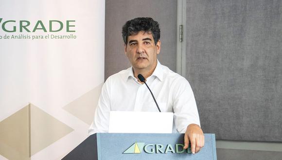 Eduardo Zegarra, economista e investigador, fue nombrado asesor de Víctor Maita. (Foto: Facebook / Eduardo Zegarra)