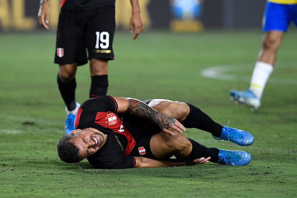 Gabriel Costa no es de los habituales titulares, sin embargo, podría arrancar ante la lesión de André Carrillo. (Foto: Kevork Djansezian/Getty Images)