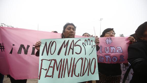 En lo que va del año se han registrados 144 casos de feminicidio. (Foto: GEC)