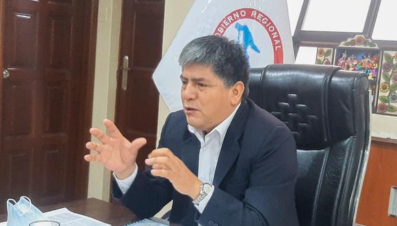 Gobernador de Ayacucho propone expulsar a extranjeros que cometan delitos en su región (Foto: Gore Ayacucho)