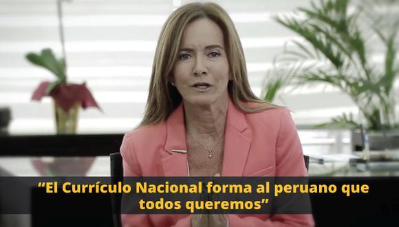 Marilú Martens respondió a las críticas de la campaña 'Con mis hijos no te metas'. (Captura)