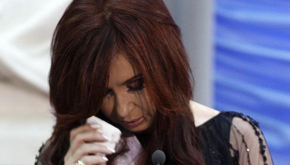 Médicos de Fernández descartaron existencia de metástasis. (Reuters/Casa Rosada)