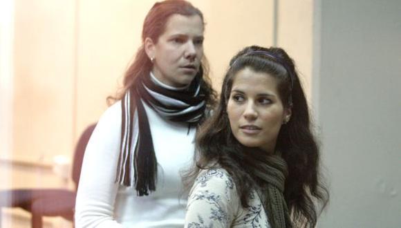 Eva y Liliana deberán pagar también una reparación civil solidaria. (USI)