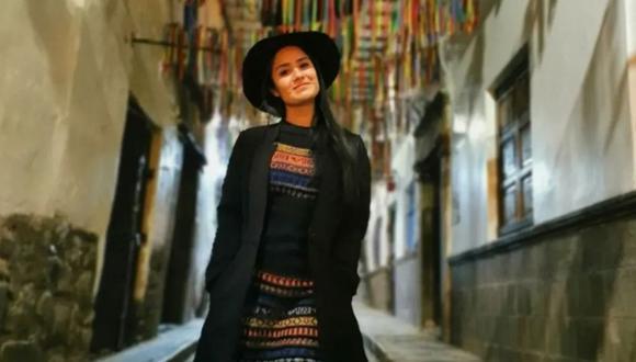 "La actriz peruana Mayella Lloclla formará parte de la tercera temporada de ""La Reina del Sur"". (Foto: @mayellalloclla)"