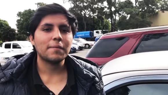 Australia: La historia del ingeniero peruano que perdió su trabajo por el coronavirus y terminó viviendo en su auto y comiendo de la basura. (Captura)