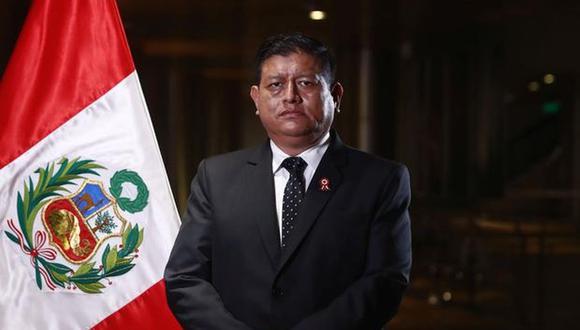 Ayala es el nuevo ministro de Defensa. (Foto: Difusión)