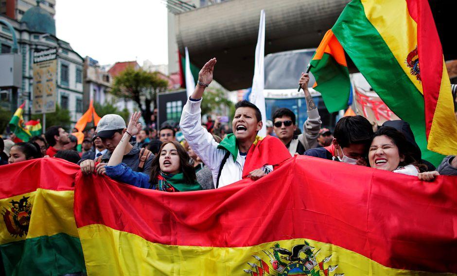 Resultado de imagen para bolivia elecciones