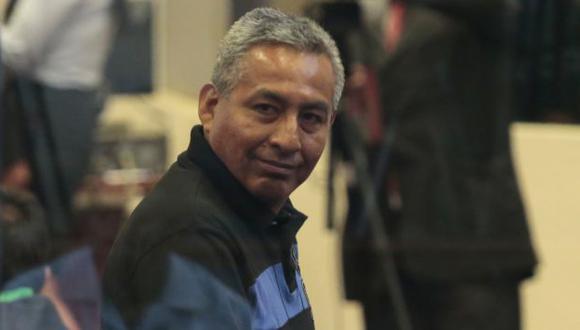 DESAFIANTE. 'Artemio' no dejó de sonreír durante el juicio oral. (César Fajardo)