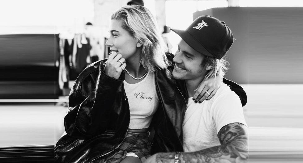 Justin Bieber y Hailey Baldwin se casaron en secreto el último jueves en Nueva York. (Foto: @justinbieber)