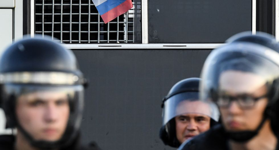 """Bloguero calificó su mensaje de """"violento y falto de ética"""". (Foto: AFP)"""