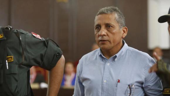 En el 2009, el Poder Judicial encontró culpable a Antauro Humala de homicidio calificado, sustracción de armas de fuego, rebelión, secuestro y otros delitos en agravio del Estado. (Foto: GEC)