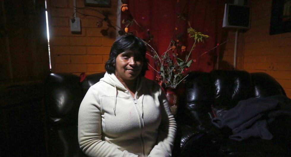 Mujer que quedó ciega durante protestas en Chile fue hospitalizada de emergencia
