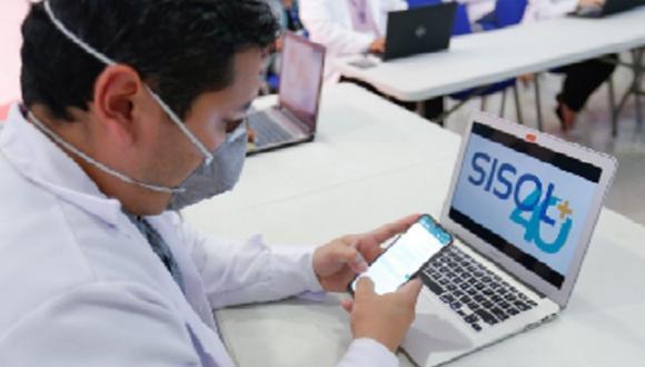 Aló Sisol Cusco es parte de la plataforma virtual Sisol 40, que se implementó en Lima para dar asesoría médica. (GEC)