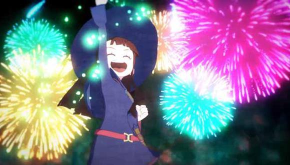 Un nuevo juego de Bandai Namco, Little Witch Academia Chamber of Time, llegará muy pronto a PS4 y PC.
