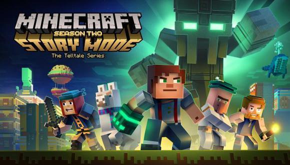 Conoce los detalles del 'Minecraft Story Mode Season 2 – Episode 1' (Difusión)