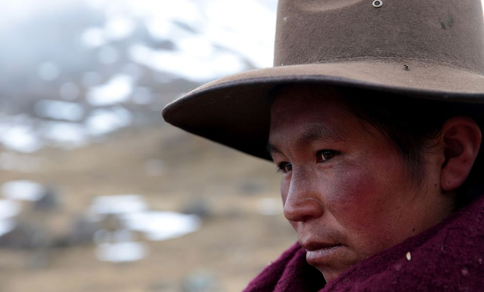 """También se registró una """"noche extremadamente fría"""" en Puno. (Foto: Andina)"""
