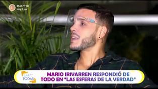 Mario Irivarren revela que sufrió una crisis emocional durante la cuarentena por coronavirus