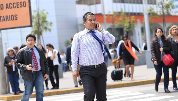 Las perspectivas de contratación más sólidas se registran en Lima, donde la expectativa neta de empleo es de 14%. (Foto: GEC)