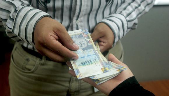 El Gobierno empezó a pagar el Bono 350 desde la semana pasada. Revisa aquí todos los detalles. (Foto: GEC)