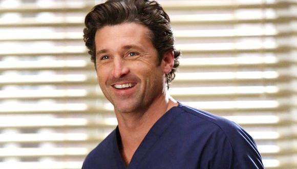 Derek Christopher Shepherd es un personaje ficticio de la serie de televisión Anatomía de Grey (ABC) e interpretado por Patrick Dempsey hasta la temporada 11 de la serie (Foto: ABC)