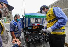 De enero a agosto se ha multado a más de 550 mototaxistas informales en Cercado de Lima