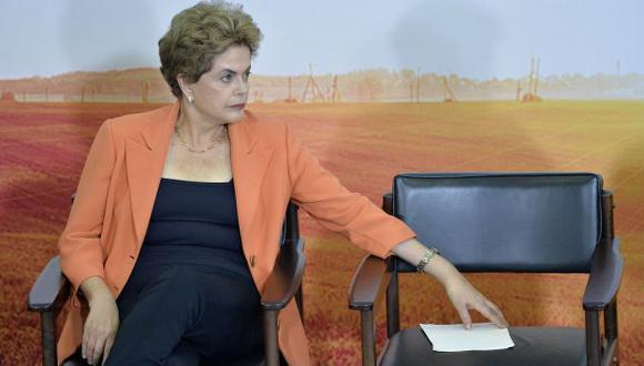 Brasil: Este miércoles se define el futuro político de Dilma Rousseff. (EFE)