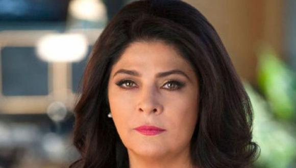 Victoria Ruffo tiene cuatro décadas de trayectoria artística posicionándose como una de las actrices más importantes de México (Foto: Televisa)