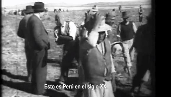 (Captura de pantalla del trailer de La revolución y la tierra)