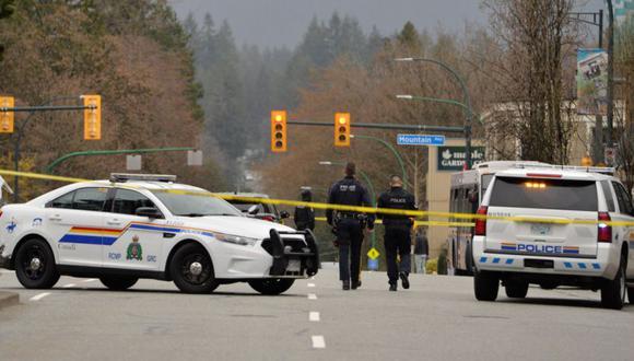 El sospechoso del ataque en Vancouver es un hombre conocido por las fuerzas del orden de Canadá y tiene antecedentes penales. (REUTERS/Jennifer Gauthier)
