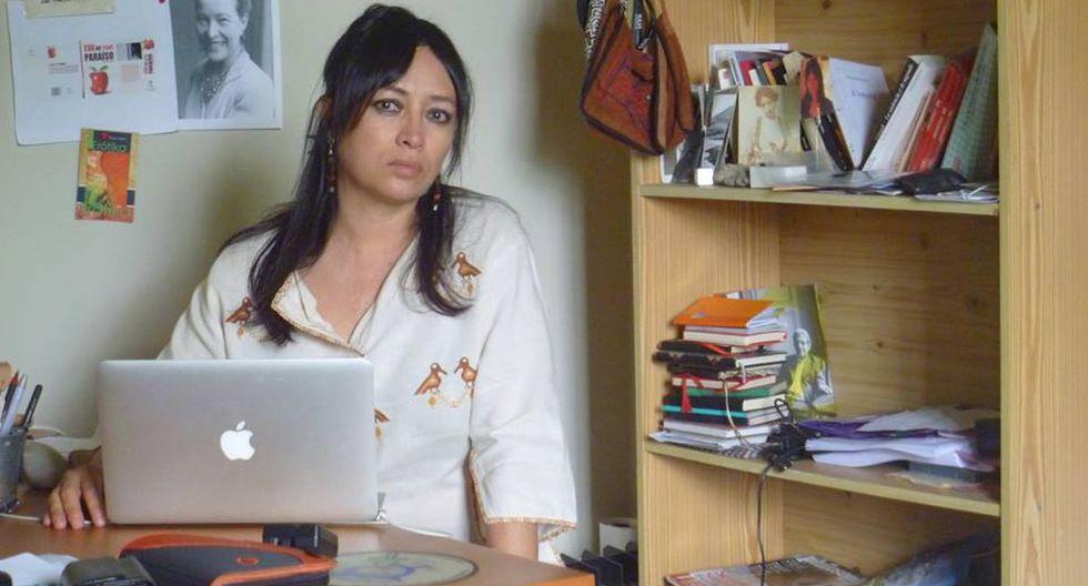 La escritora peruana Patricia de Souza falleció en París a los 55 años. (Foto: Facebook)