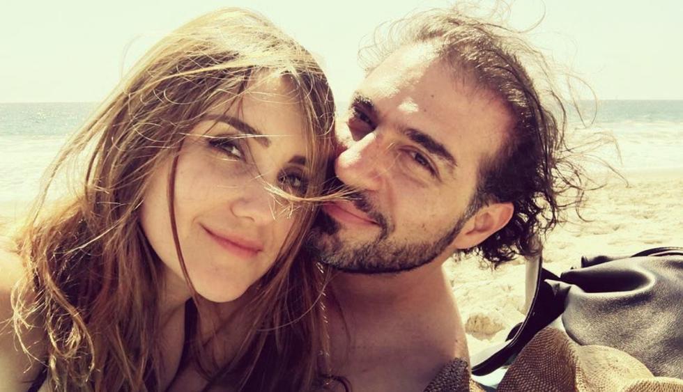 Dulce María se comprometió con Paco Álvarez (Fotos: Instagram)