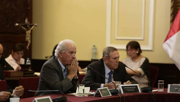 Ex directivos de Graña y Montero rechazaron haber conocido pago de coimas  (Anthony Niño de Guzmán)