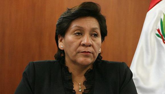 Vilca llegó a ser citada por el Congreso para explicar el caso. (USI)