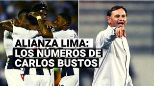 Alianza Lima: los números de Carlos Bustos en el fútbol peruano y su experiencia con el ascenso