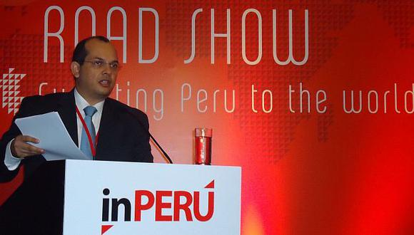 Ministro confirmó visita de empresarios. (Andina)