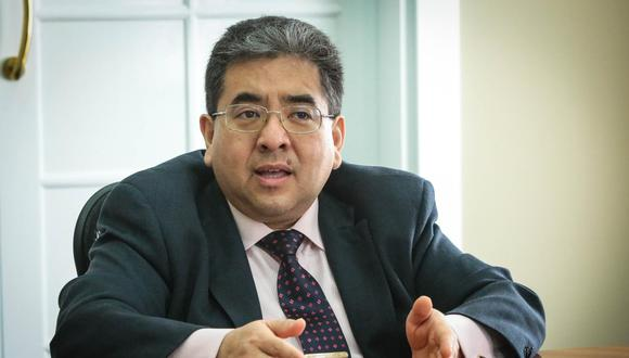 Nelson Shack indicó que espera que el Poder Ejecutivo decida lo que corresponde sobre ministros investigados. (Foto: GEC)