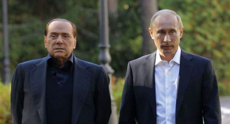 El incidente ocurrió la pasada semana cuando el líder ruso y el exmandatario , visitaron las famosas bodegas Massandra (20minutos.es).