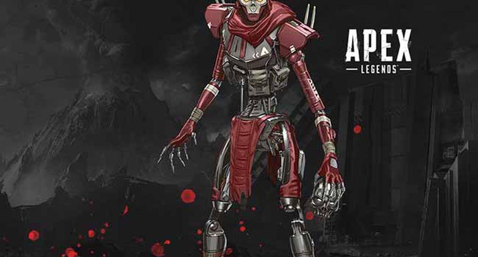 """'James """"The Forge"""" McCormick' fue eliminado por 'Revenant', quien podría ser el nuevo personaje en la cuarta temporada del videojuego. (Apex)"""