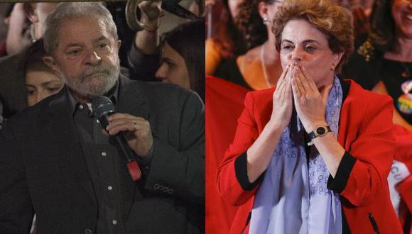 Río 2016: Dilma Rousseff y Lula da Silva renunciaron a participar en apertura de Juegos Olímpicos. (Agencia)