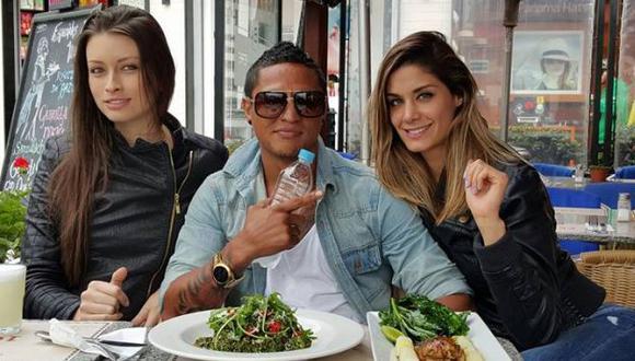 Jonathan Maicelo aclaró que no se puso 'sabroso' con Gastón Acurio. (Facebook Jonathan Maicelo)