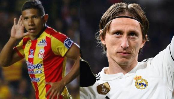 Edison Flores y Luka Modric son dos de los nombres que maneja el DC United para reforzar su equipo esta temporada. (Foto: Agencias)