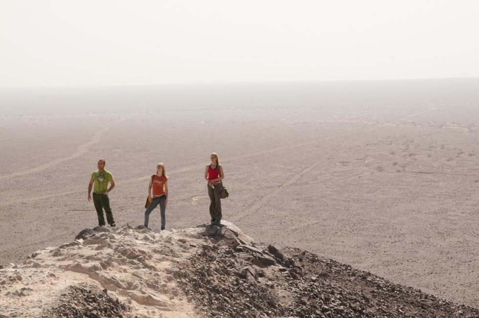 Los desiertos de Nasca te enamorarán. (Foto: PromPerú)
