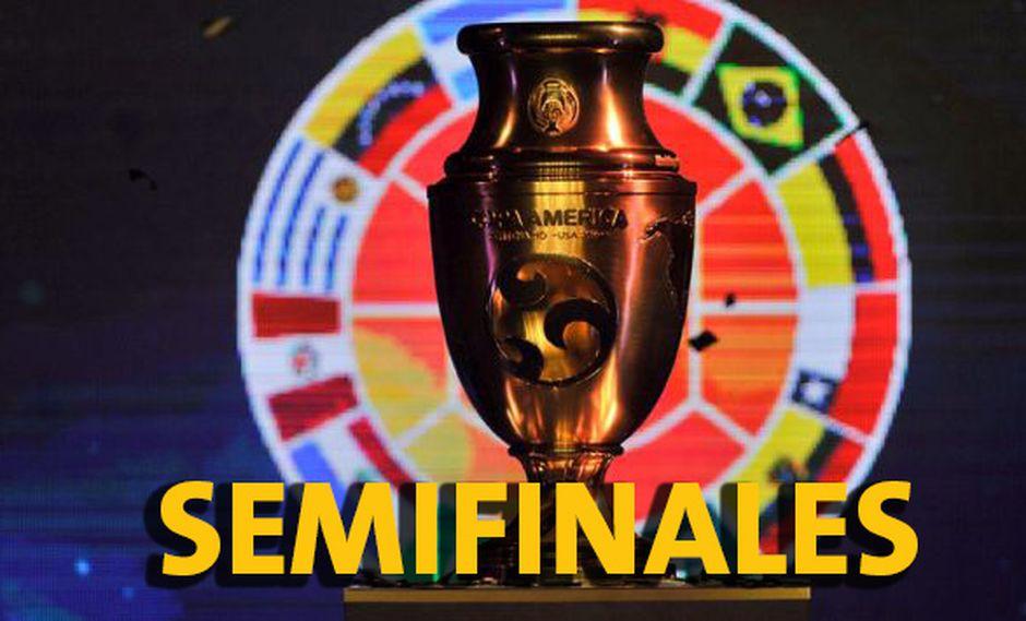 Copa América Centenario: Estos son los equipos clasificados a la semifinal y la fecha de sus partidos. (Difusión)