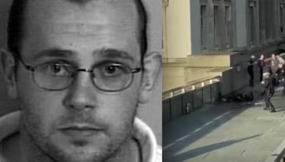 El sujeto de 42 años años fue sentenciado a prisión tras encontrarse culpable del asesinato de una joven con discapacidad mental, en Reino Unido. (Captura de Youtube)