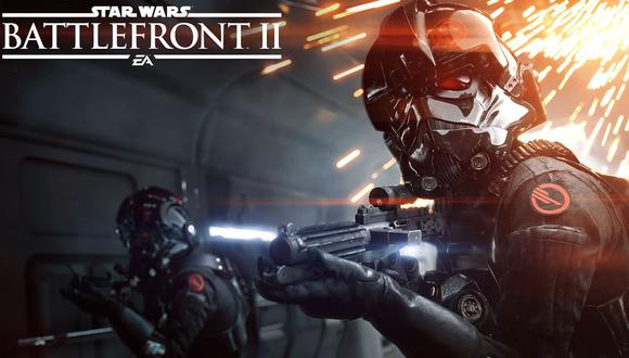 8 'Star Wars Battlefront II' (EA)