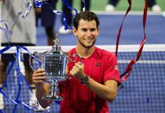 Dominic Thiem remontó contra Alexander Zverev y conquistó el US Open