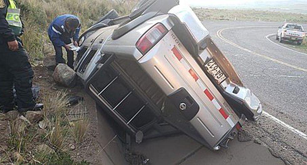 La gente cree, según su percepción, que los accidentes de tránsito son la principal causa de muerte en nuestro país.