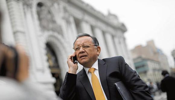 Edgar Alarcón es investigado por graves denuncias de corrupción. (Foto: GEC)