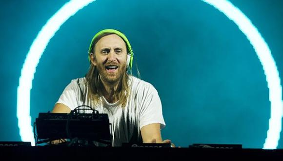 David Guetta llegó al Perú y visitó Machu Picchu. (Billboard)