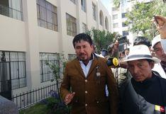 Gobernador de Arequipa alista 20 denuncias contra gestión de Yamila Osorio